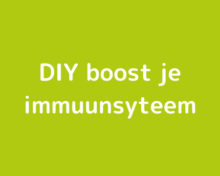 DIY-immuunsysteem